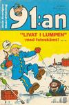 Cover for 91:an [delas] (Åhlén & Åkerlunds, 1956 series) #2/1971