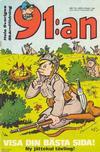 Cover for 91:an [delas] (Åhlén & Åkerlunds, 1956 series) #13/72