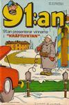 Cover for 91:an [delas] (Åhlén & Åkerlunds, 1956 series) #1/73