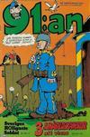 Cover for 91:an [delas] (Åhlén & Åkerlunds, 1956 series) #16/77