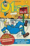 Cover for 91:an [delas] (Åhlén & Åkerlunds, 1956 series) #5/78