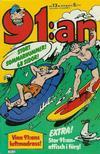 Cover for 91:an [delas] (Åhlén & Åkerlunds, 1956 series) #13/78