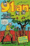 Cover for 91:an [delas] (Åhlén & Åkerlunds, 1956 series) #18/78