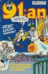 Cover for 91:an [delas] (Åhlén & Åkerlunds, 1956 series) #25/78