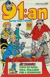 Cover for 91:an [delas] (Åhlén & Åkerlunds, 1956 series) #1/79