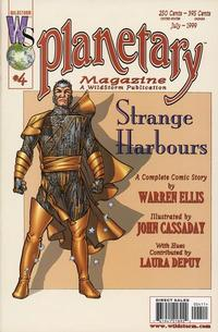 Cover Thumbnail for Planetary (DC, 1999 series) #4
