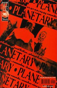 Cover Thumbnail for Planetary (DC, 1999 series) #9