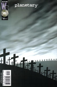 Cover Thumbnail for Planetary (DC, 1999 series) #10