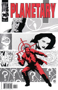 Cover Thumbnail for Planetary (DC, 1999 series) #11