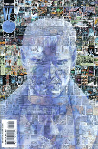 Cover Thumbnail for Planetary (DC, 1999 series) #12