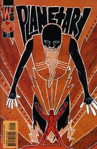 Cover Thumbnail for Planetary (DC, 1999 series) #15