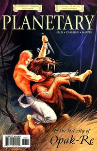Cover Thumbnail for Planetary (DC, 1999 series) #17