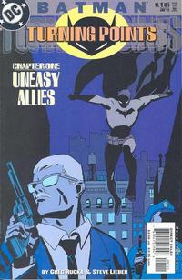 Cover Thumbnail for Batman: Turning Points (DC, 2001 series) #1