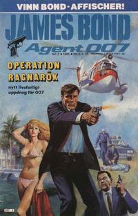 Cover Thumbnail for James Bond (Semic, 1965 series) #2/1985