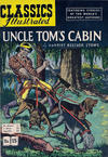 Cover for Classics Illustrated (Thorpe & Porter, 1951 series) #15 [HRN82] - Uncle Tom's Cabin