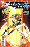 Cover for Booster Gold (DC, 2007 series) #30