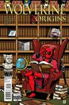 Cover Thumbnail for Wolverine: Origins (2006 series) #45 [Deadpool Variant]