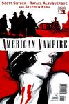 Cover for American Vampire (DC, 2010 series) #1 [Direct]