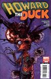 Cover Thumbnail for Howard the Duck (2007 series) #1 [Zombie Variant Edition]