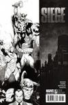 Cover Thumbnail for Siege (2010 series) #1 [Olivier Coipel Sketch Variant]