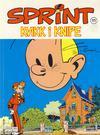Cover for Sprint (Semic, 1986 series) #11 - Kvikk i knipe
