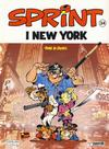 Cover for Sprint (Semic, 1986 series) #34 - Sprint i New York