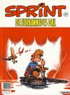 Cover for Sprint (Semic, 1986 series) #37 - De forbannedes dal