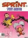 Cover for Sprint (Semic, 1986 series) #38 - Sprints barndom