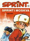 Cover for Sprint (Semic, 1986 series) #39 - Sprint i Moskva