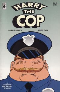 Cover Thumbnail for Harry the Cop (Slave Labor, 1992 series) #1