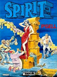 Cover Thumbnail for Spirit (Semic, 1984 series) #[2] - P'Gell