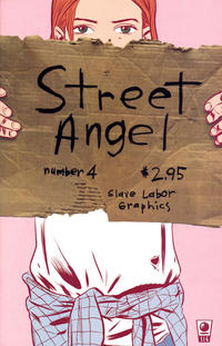Cover Thumbnail for Street Angel (Slave Labor, 2004 series) #4