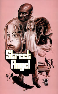 Cover Thumbnail for Street Angel (Slave Labor, 2004 series) #5