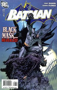 Cover for Batman (DC, 1940 series) #697