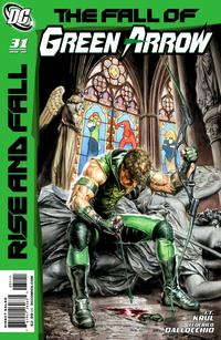 Cover Thumbnail for Green Arrow (DC, 2010 series) #31