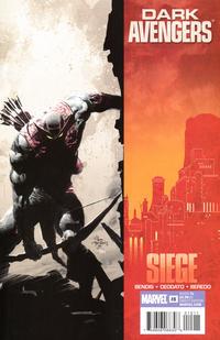 Cover Thumbnail for Dark Avengers (Marvel, 2009 series) #15