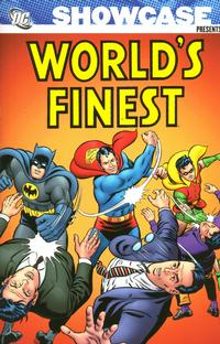 Cover Thumbnail for Showcase Presents: World's Finest (DC, 2007 series) #3