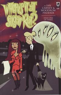 Cover Thumbnail for Where's It At, Sugar Kat? (Slave Labor, 2000 series) #1