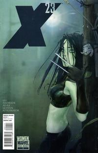 Cover Thumbnail for X-23 (Marvel, 2010 series) #1