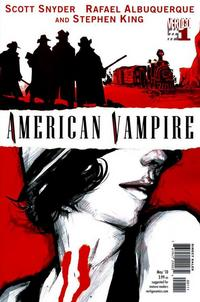Cover Thumbnail for American Vampire (DC, 2010 series) #1 [Direct]