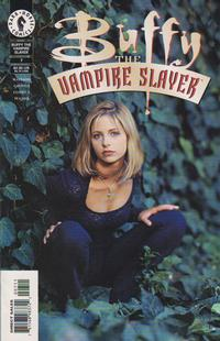 Cover Thumbnail for Buffy the Vampire Slayer (Dark Horse, 1998 series) #7 [Photo Cover]