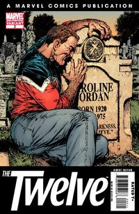 Cover for The Twelve (Marvel, 2008 series) #2