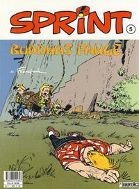 Cover Thumbnail for Sprint (Semic, 1986 series) #5 - Buddhas fange