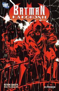 Cover Thumbnail for DC Premium (Panini Deutschland, 2001 series) #65 - Batman: Kakophonie