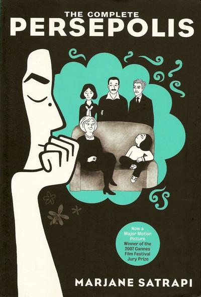 Cover for The Complete Persepolis (Pantheon, 2007 series) #[nn]