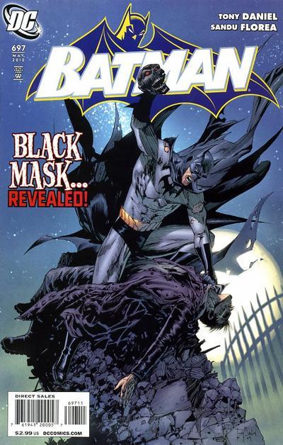 Cover for Batman (DC, 1940 series) #697