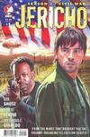 Cover for Jericho Season 3: Civil War (Devil's Due Publishing, 2009 series) #1 [Cover A]