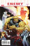 Cover for Ultimate Enemy (Marvel, 2010 series) #1