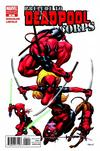 Cover for Prelude to Deadpool Corps (Marvel, 2010 series) #1 [Variant Edition]