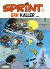 Cover for Sprint (Hjemmet / Egmont, 1998 series) #1 - QRN kaller ...